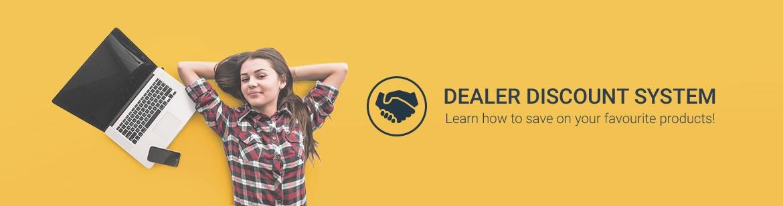 Dealer Discount System
