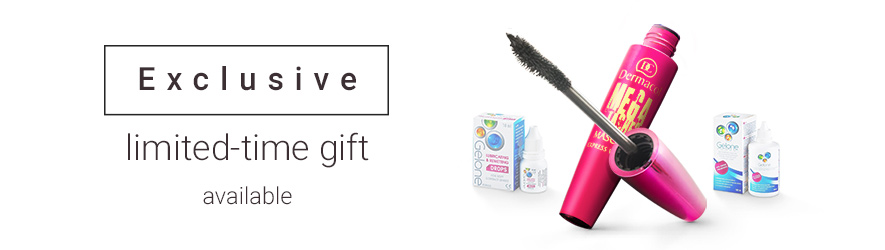 Order now for exclusive 	gift that every woman needs!
