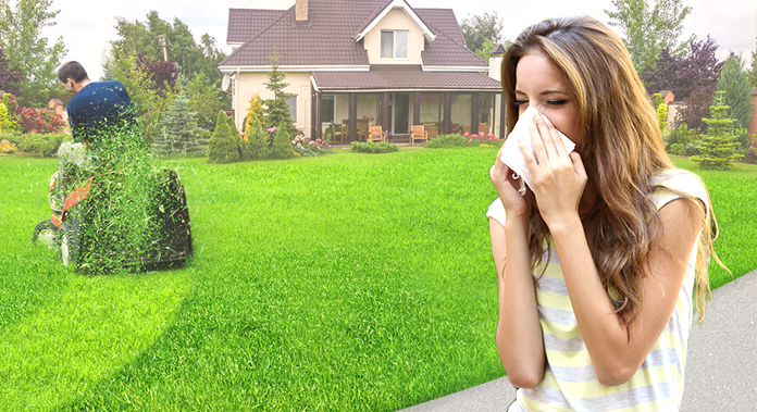 Don't let grass pollen win …fight seasonal allergies with our guide