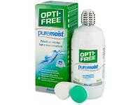 Alensa.co.uk - Contact lenses - OPTI-FREE PureMoist Solution 300ml