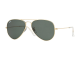 Alensa.co.uk - Contact lenses - Ray-Ban AVIATOR RB3025 W3234