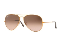 Alensa.co.uk - Contact lenses - Ray-Ban Aviator Large Metal II RB3026 9001A5