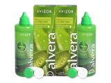 Alensa.co.uk - Contact lenses - Alvera Solution 2 x 350 ml