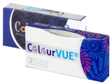 Alensa.co.uk - Contact lenses - ColourVUE - 3 Tones - power (2 lenses)