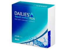 Dailies AquaComfort Plus (180 lenses)