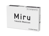 Alensa.co.uk - Contact lenses - Miru 1 Month Menicon for Astigmatism