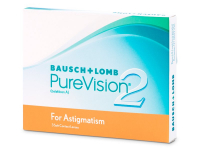 Alensa.co.uk - Contact lenses - PureVision 2 for Astigmatism