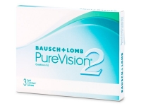 Alensa.co.uk - Contact lenses - PureVision 2