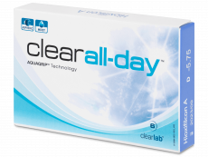 Clear All-Day (6lenses)