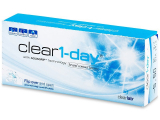 Alensa.co.uk - Contact lenses - Clear 1-Day