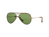Alensa.co.uk - Contact lenses - Ray-Ban AVIATOR FULL COLOR RB3025JM 168/4E