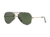 Alensa.co.uk - Contact lenses - Ray-Ban AVIATOR FULL COLOR RB3025JM 171