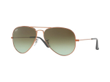 Alensa.co.uk - Contact lenses - Ray-Ban AVIATOR LARGE METAL RB3025 9002A6