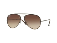 Alensa.co.uk - Contact lenses - Ray-Ban Blaze Aviator RB3584N 004/13