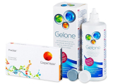 Proclear Sphere (6 lenses) + Gelone Solution 360 ml