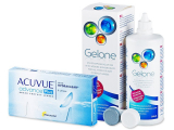 Acuvue Advance PLUS (6 lenses) + Gelone Solution 360 ml