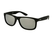 Alensa.co.uk - Contact lenses - Sunglasses Alensa Sport Black Silver Mirror