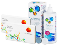 Proclear Multifocal XR (2x3 lenses) + Gelone Solution 360 ml