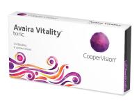 Avaira Vitality Toric (6 lenses)