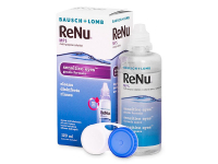 Alensa.co.uk - Contact lenses - ReNu MPS Sensitive Eyes 120 ml Solution