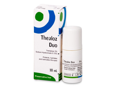 Thealoz Duo Eye Drops 10 ml