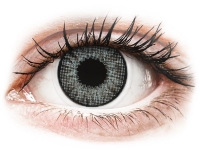 Alensa.co.uk - Contact lenses - Grey Sterling contact lenses - natural effect - power - Air Optix