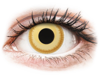Alensa.co.uk - Contact lenses - Yellow Avatar contact lenses - ColourVue Crazy