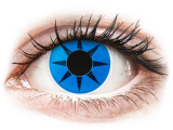 Alensa.co.uk - Contact lenses - Blue Star contact lenses - ColourVue Crazy