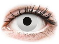 Alensa.co.uk - Contact lenses - Silver Mirror contact lenses - ColourVue Crazy