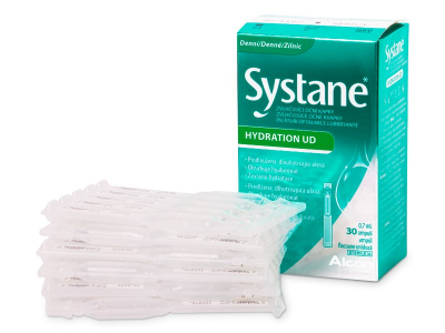 Eye Drops Systane Hydration UD 30 x 0,7 ml