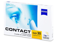 Alensa.co.uk - Contact lenses - Carl Zeiss Contact Day 30 Spheric
