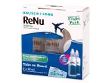 Alensa.co.uk - Contact lenses - ReNu Multiplus flight pack 2 x 60 ml