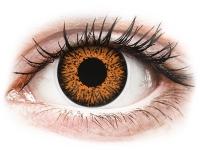 Alensa.co.uk - Contact lenses - Honey Glamour contact lenses - ColourVue