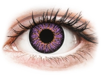 Alensa.co.uk - Contact lenses - Violet Glamour contact lenses - ColourVue