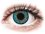 Alensa.co.uk - Contact lenses - Blue Elegance contact lenses - ColourVue