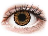 Alensa.co.uk - Contact lenses - Brown Elegance contact lenses - ColourVue
