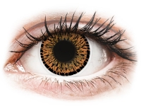 Alensa.co.uk - Contact lenses - Brown Elegance contact lenses - ColourVue