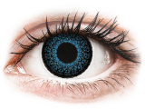 Alensa.co.uk - Contact lenses - Blue Eyelush contact lenses - power - ColourVue