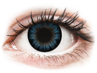 Alensa.co.uk - Contact lenses - Cool Blue contact lenses - power - ColourVue BigEyes