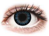 Alensa.co.uk - Contact lenses - Cool Blue contact lenses - ColourVue BigEyes