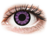 Alensa.co.uk - Contact lenses - Ultra Violet contact lenses - ColourVue BigEyes