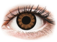 Alensa.co.uk - Contact lenses - Sexy Brown contact lenses - power - ColourVue BigEyes