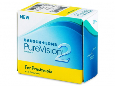 Purevision 2 for Presbyopia (6 lenses)