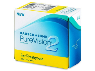Purevision 2 for Presbyopia (6 lenses) - Bausch and Lomb