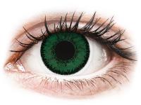 Alensa.co.uk - Contact lenses - Blue Aquamarine contact lenses - SofLens Natural Colors