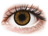 Alensa.co.uk - Contact lenses - Brown India contact lenses - SofLens Natural Colors - Power