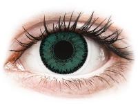 Alensa.co.uk - Contact lenses - Green Jade contact lenses - SofLens Natural Colors