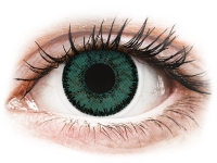 Alensa.co.uk - Contact lenses - Green Jade contact lenses - SofLens Natural Colors - Power