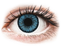 Blue Pacific contact lenses - SofLens Natural Colors (2 monthly coloured lenses)