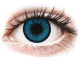 Alensa.co.uk - Contact lenses - Blue Topaz contact lenses - SofLens Natural Colors - Power